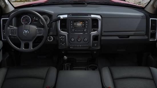 2017 Dodge RAM 2500 Big Horn Diesel Specs