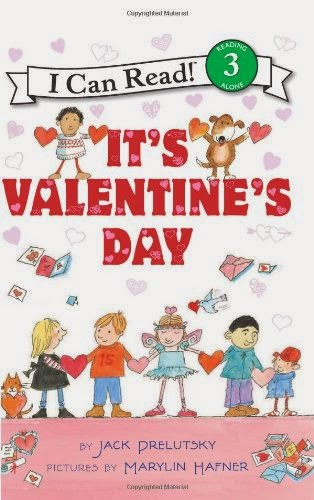 It's Valentine's Day, part of children's book review list about Valentine's Day