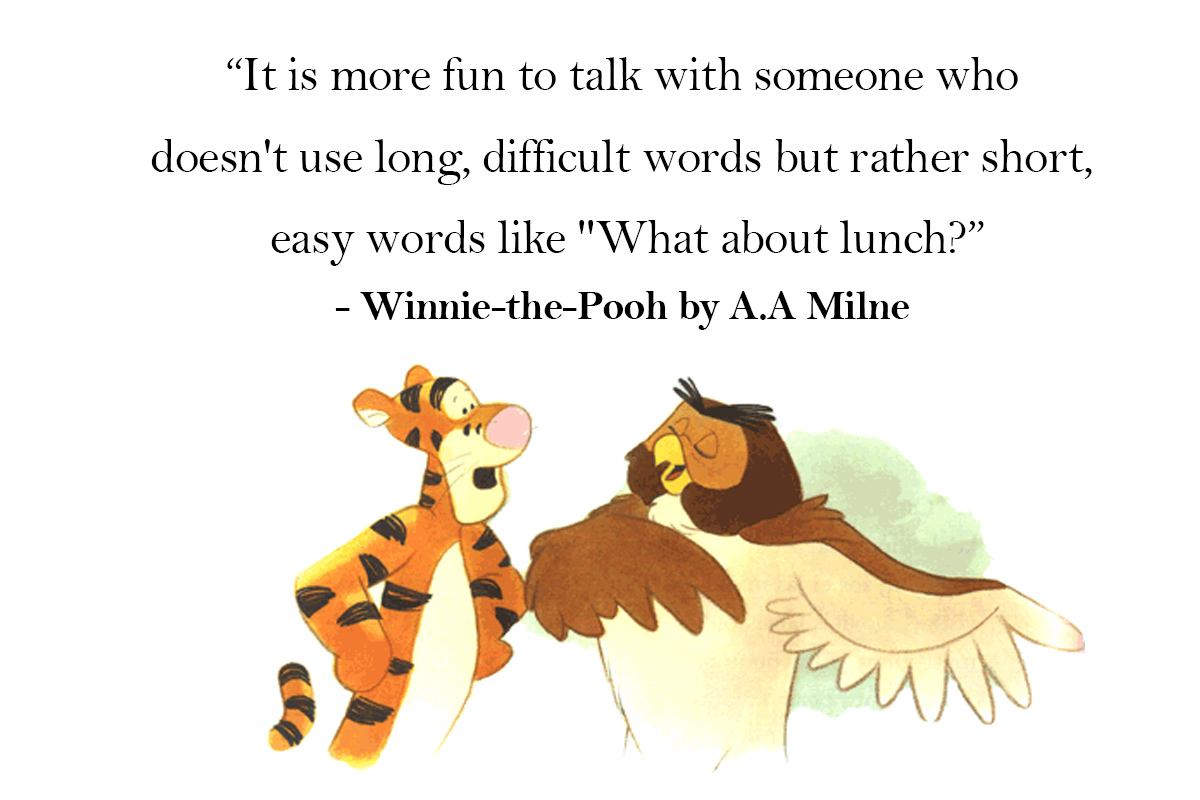 Winnie The Pooh Quotes: Chasing Roots: Few Words Wednesday...Except Not At All
