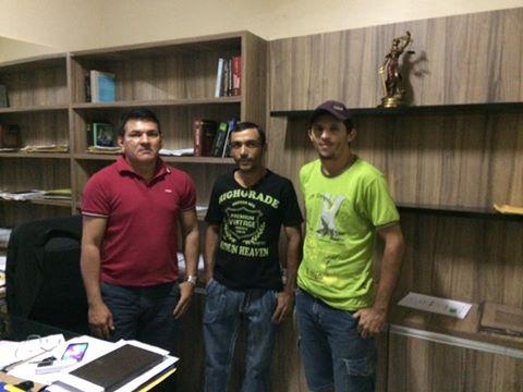 Pré-candidatos a vereador pelo PP se reúnem em Marcelino Vieira-RN!