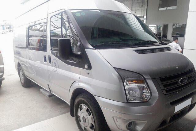 Bán xe Ford Transit Van - đời 2016 - Bonbanhsaigon.com 1