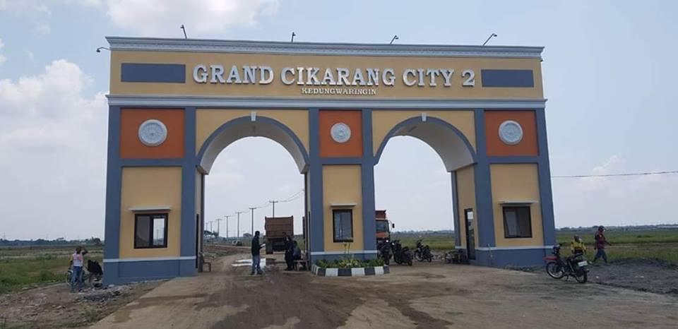 GCC 2 Grand Cikarang City 2