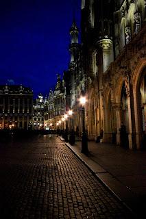 Le Chameau Bleu - La Grande Place de Bruxelles Belgique