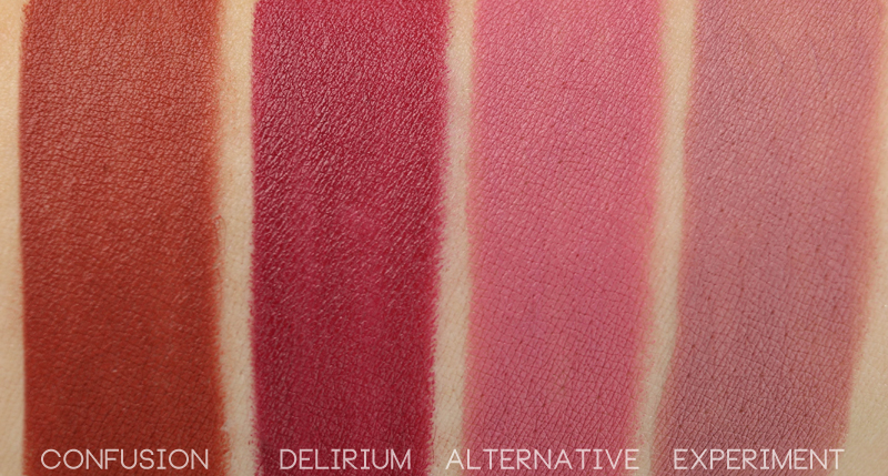 Neve Cosmetics Mutations Pastello Labbra