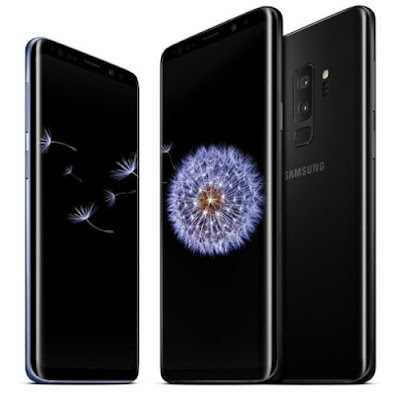 Samsung Galaxy S9 & Galaxy S9+ goes official