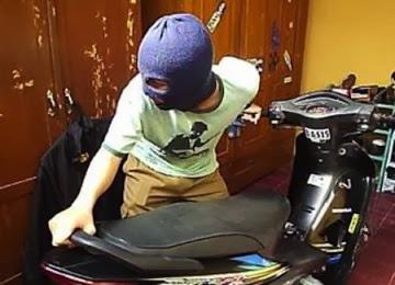 Tips Cegah Sepeda Motor Dipinjam Maling