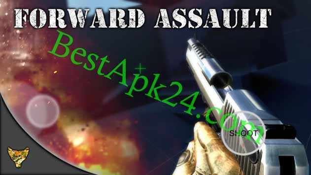 Forward Assault MOD APK (Unlimited Ammo) v1.08.4 Android Game Download2