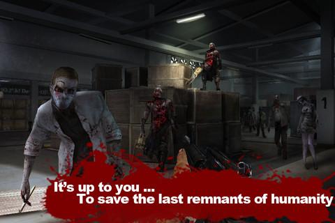 Game: DEAD RAGE PROLOGUE HD 1.1.0 APK Direct Link