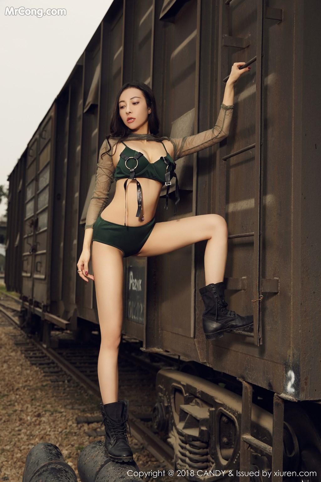 Image CANDY-Vol.061-Victoria-Guo-Er-MrCong.com-010 in post CANDY Vol.061: Người mẫu Victoria (果儿) (39 ảnh)