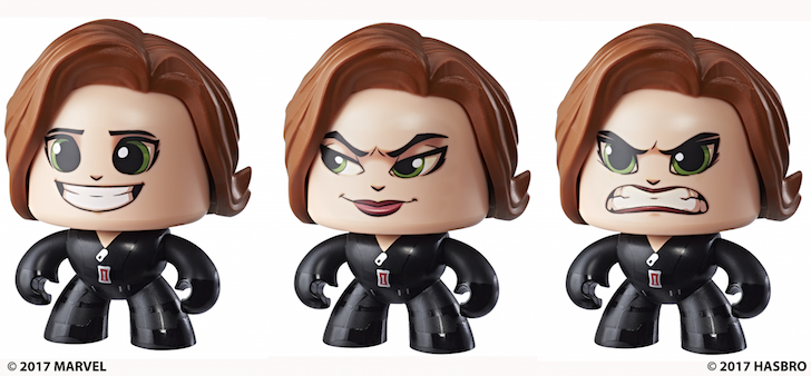 Black Widow Marvel Mighty Muggs 2018