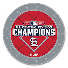 St. Louis Cardinals - 2015 National League Central Division Champions