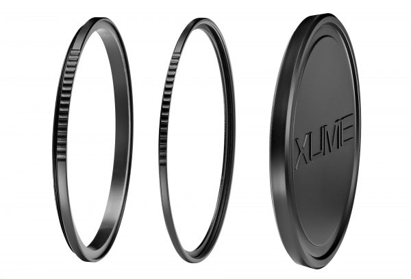 Manfrotto Xume — адаптер для объектива, для камеры и крышка