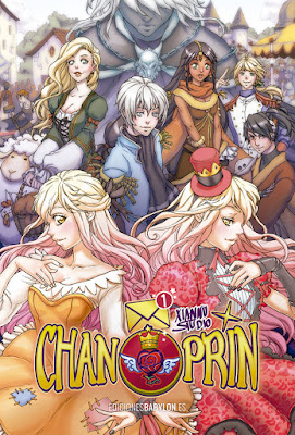 Nuevo proyecto Xian Nu Studio - manga y videojuego Chan Prin