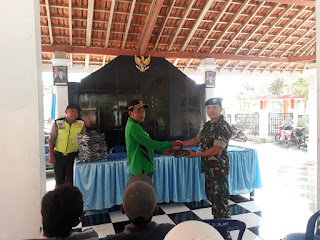 Tiga Pilar Kecamatan Ranuyoso Selenggarakan Pembinaan SKD