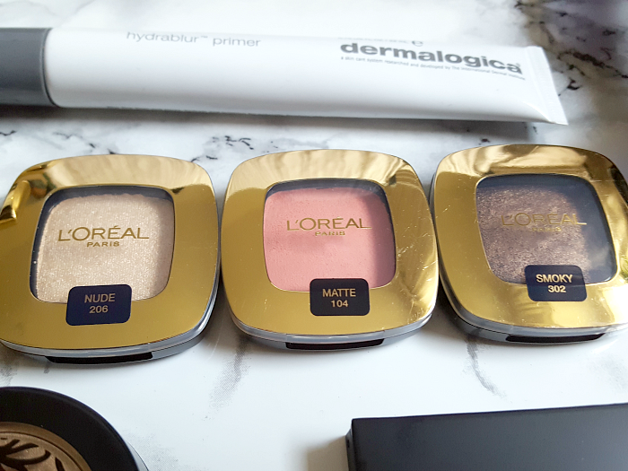Review: L´Oréal Paris Color Riche L´Ombre Pure Mono Lidschatten - 4.5g - 5.95 Euro