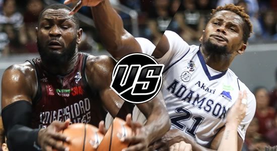 Live Streaming List: Adamson vs UP UAAP Season 81 - SEMIS