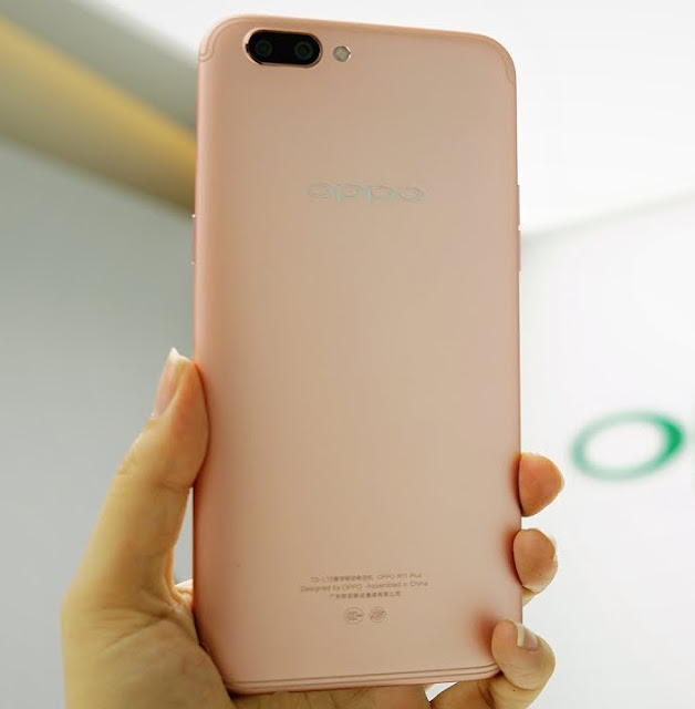 Oppo R11s And R11s Plus Smartphones With Dual Rear Cameras