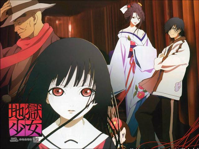 Jigoku Shoujo FUTAKOMORI (Hell Girl S2) (26/26) (45MB) (HDL) (Sub Español) (Mega)