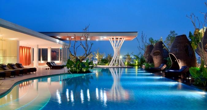 Fasilitas dan Harga Hotel Hilton Bandung