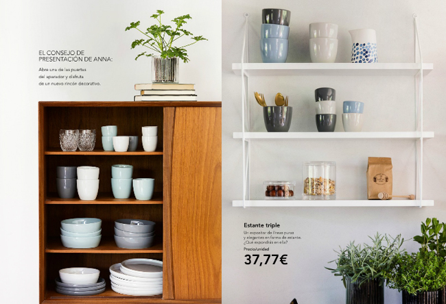 Decoracion low cost Sostrene Grene