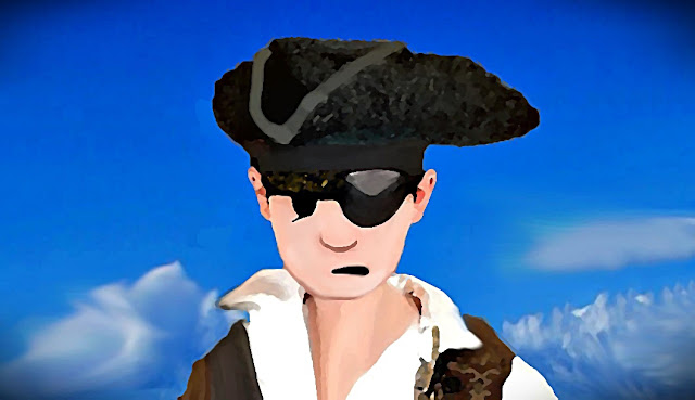 "alt=""sam robinson, piratas de ultramar, d d puche, hellstown post"""