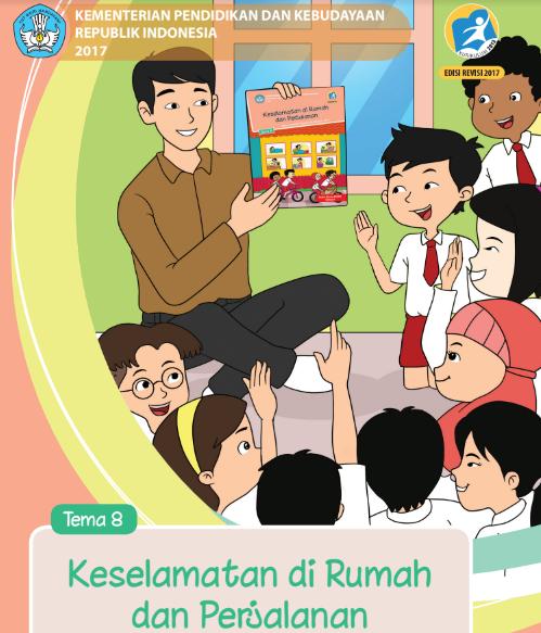 Buku Tema 8 Kelas 2 Semester 2 Revisi 2017