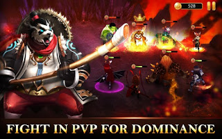 Spirit Guardian Apk v2.3.3 Mod Hack (No Skill Cooldown) Terbaru