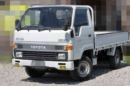 HIACE RH11 RJRI 3 PICK UP