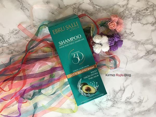 Thalia avokadolu şampuan