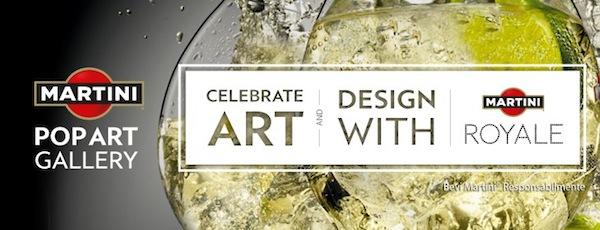 Milano Design Week 2013 - Martini Pop Art Gallery