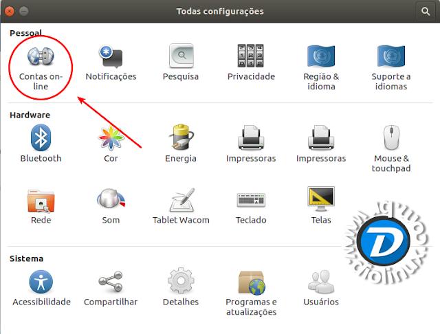 Google Drive no Ubuntu