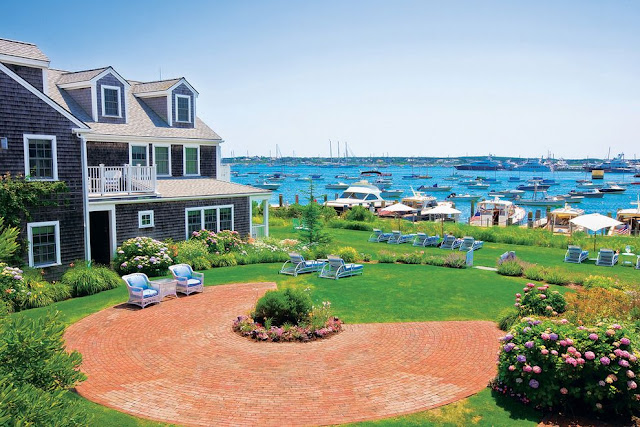 Enjoy luxury waterfront accommodations, suites and cottages, a spa, Brant Point Grill and beautiful views of the harbor at the iconic White Elephant Nantucket .