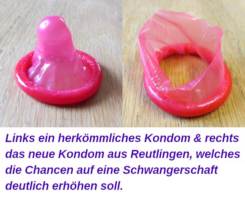Kondom verrutscht schwanger