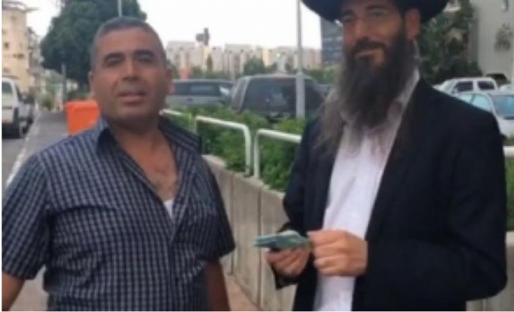 حاخام يهودي يبيع مرضه لفلسطيني والنتيجة صادمة ..مقابل مبلغ من المال طلب نقل مرضه إلى الفلسطيني املا في الشفاء