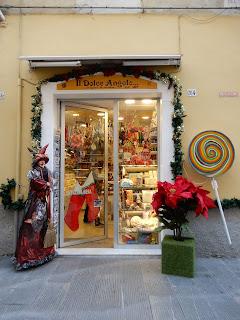ラ・スペツィア(La Spezia)の街並み