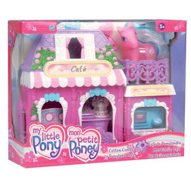 My Little Pony Cotton Candy Playsets Cotton Candy Cafe G3 Pony