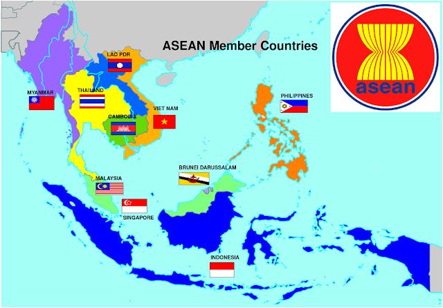 Profil Lengkap 10 Negara-negara Anggota ASEAN Beserta Ibukotanya