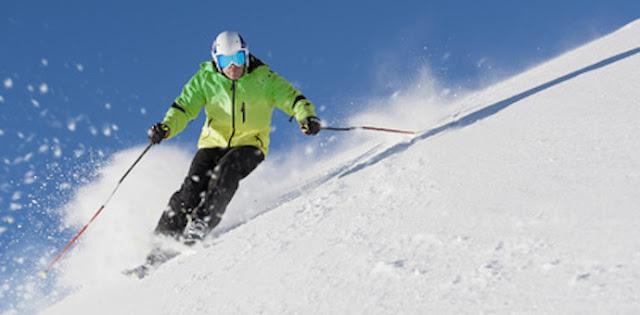 ESQUÍ ALPINO - Entrenamiento de esquí