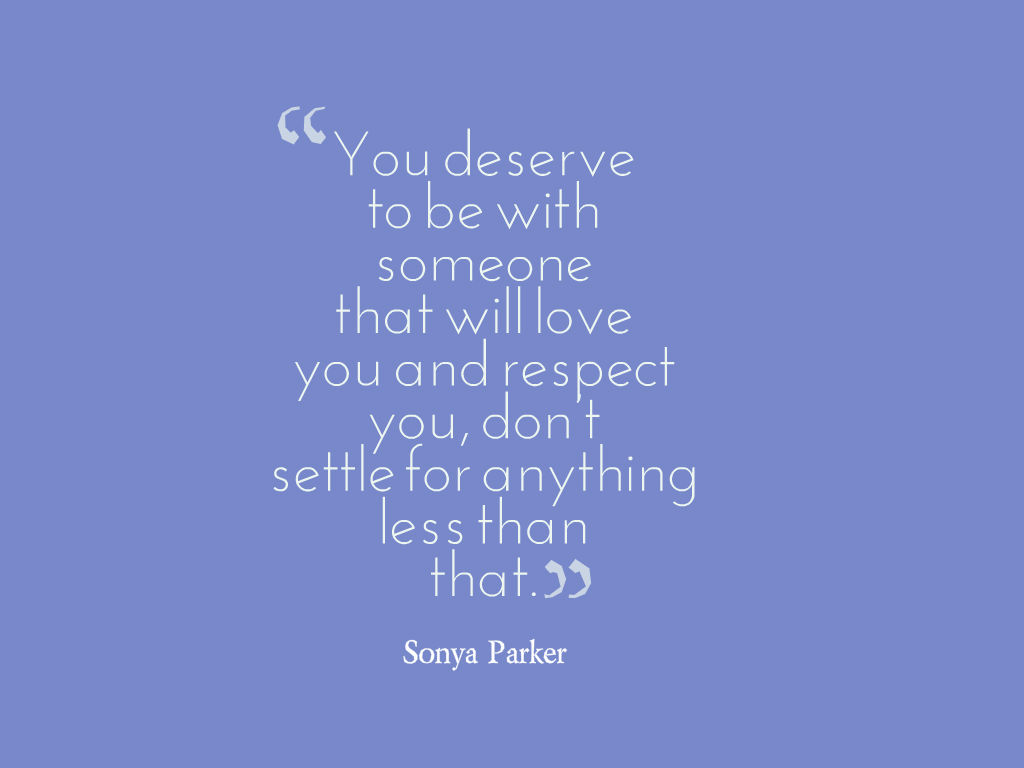 Settling For Less Quotes Author Sonya Parker Quotes  Author Sonya Parker Quotes