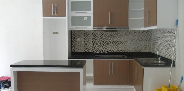 Dekorasi Desain Dapur Minimalis 3x2 Terbaru