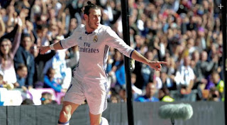 Gareth Bale real madrid 2013 pemain bola termahal