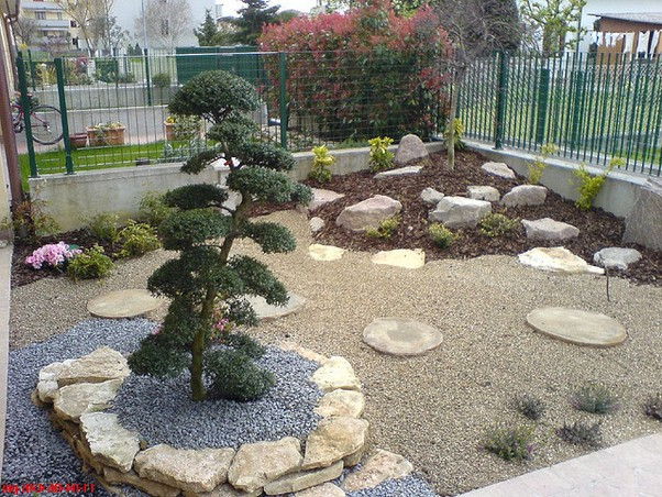 Designs For Small Gardens Without Grass | home 4 garden
