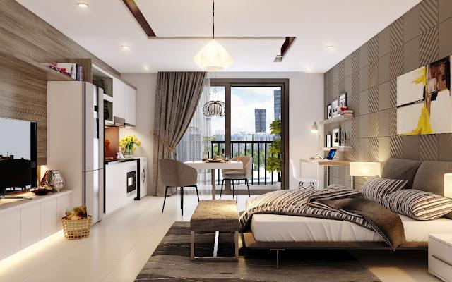 chung cư 105 chu văn an thiết kế căn hộ tối ưu