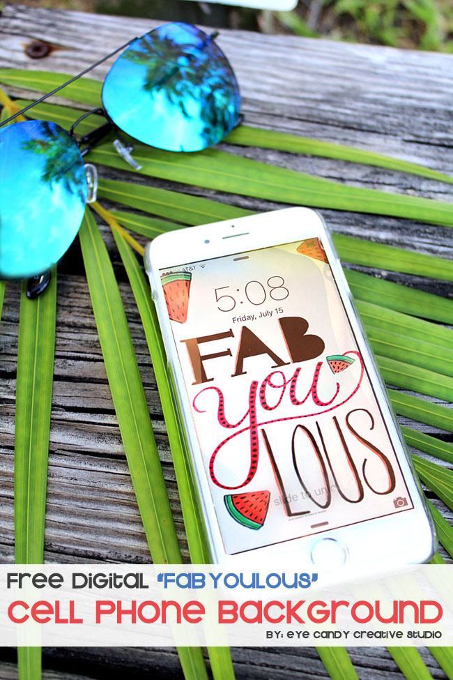 hand lettering, watercolor, watermelon, cell phone wallpaper, digital background