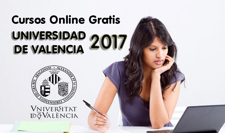 Cursos online gratis dictados por la universidad for Universidad de valencia online