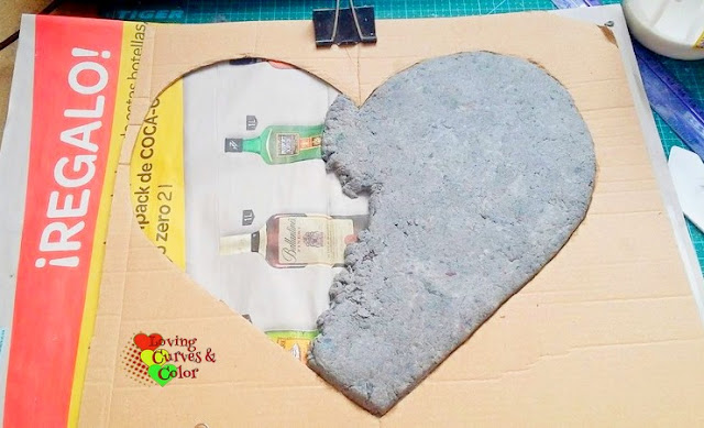 Paper-clay-heart