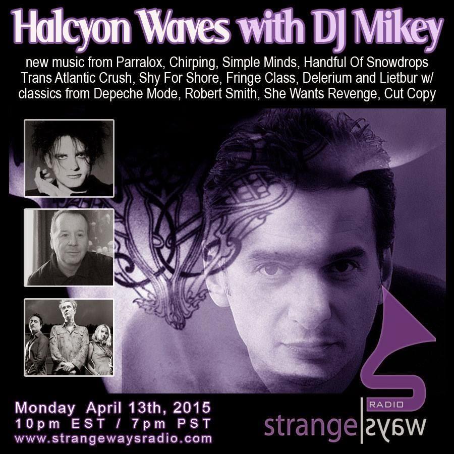 Strangeways Radio (USA) Radio show features Parralox