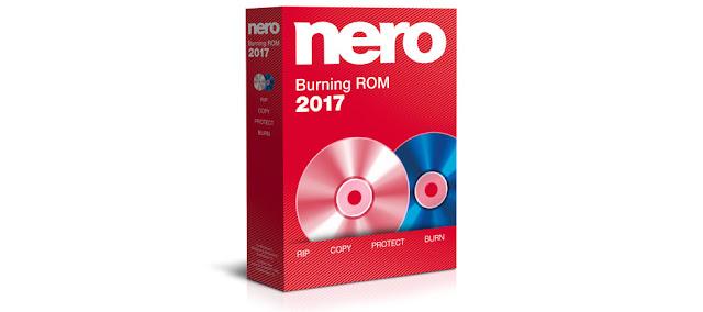 Baixar Nero Burning ROM 2017 + Crack