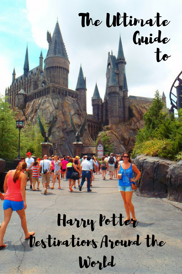 The Ultimate Guide to Harry Potter Destinations Around the World