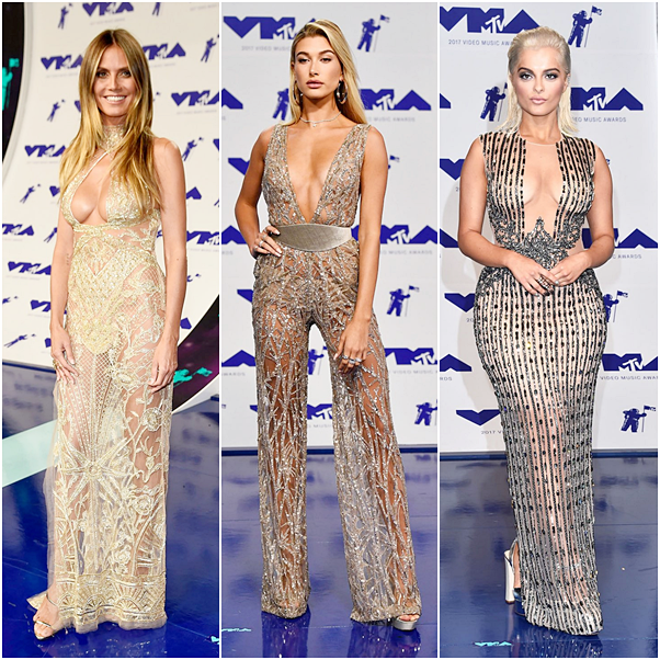 looks maquiagens MTV Video Music Awards 2017